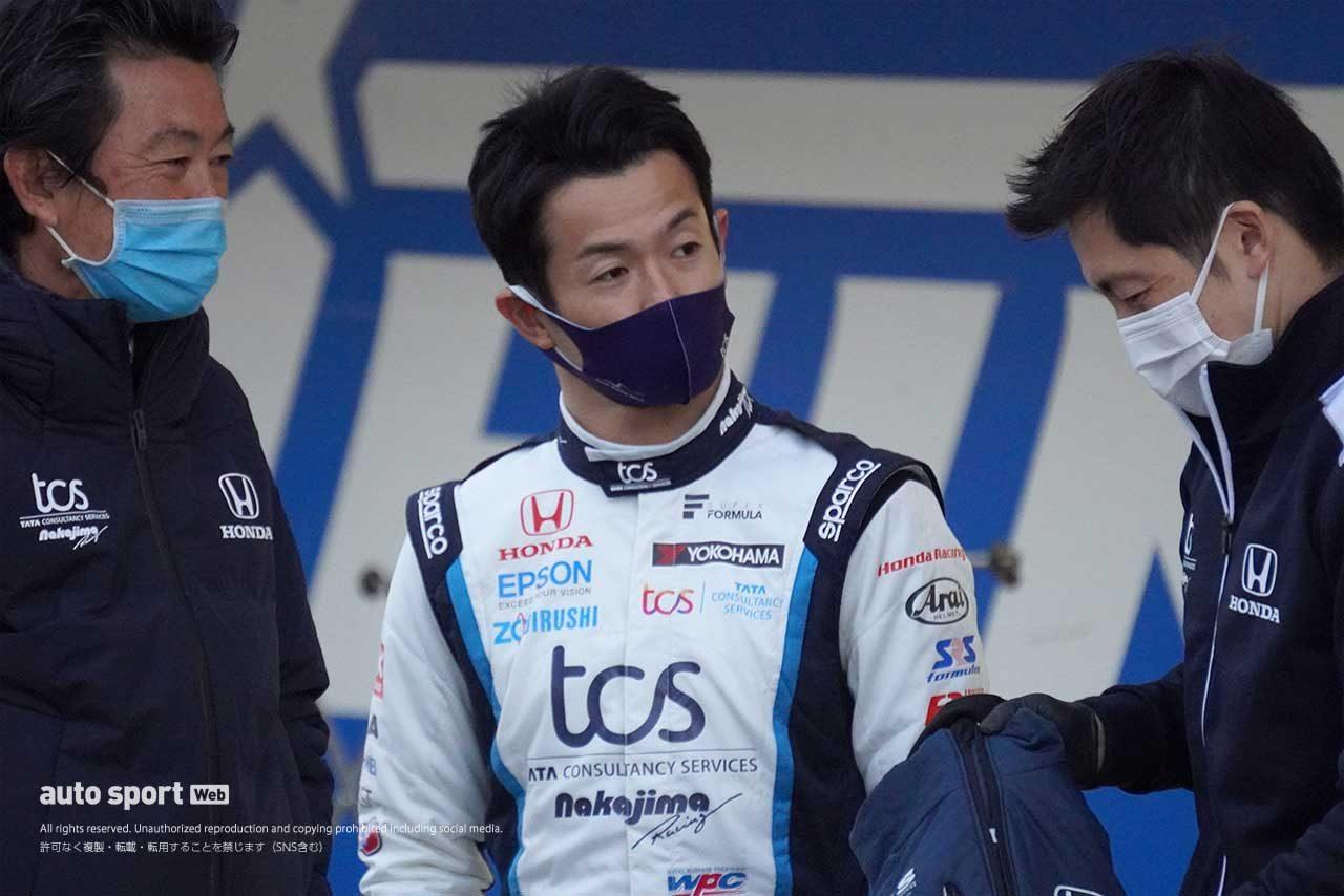 山本尚貴(TCS NAKAJIMA RACING)