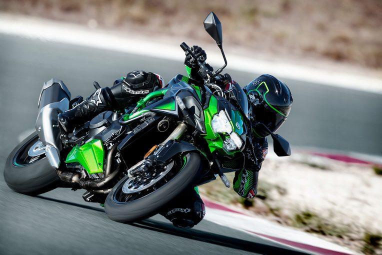 MotoGP | カワサキ、スーパーネイキッド『Z H2 SE』を4月1日に発売。圧倒的なパワーとコントロール性を両立