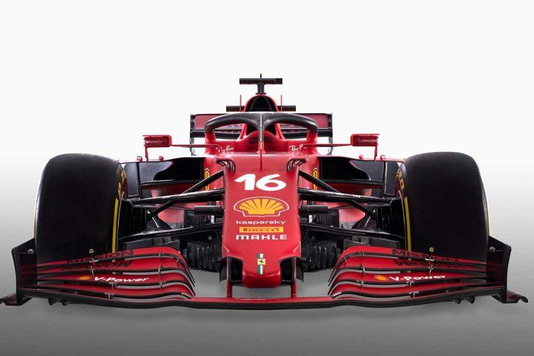 F1 | 【ギャラリー】2021年型フェラーリF1マシン『SF21』