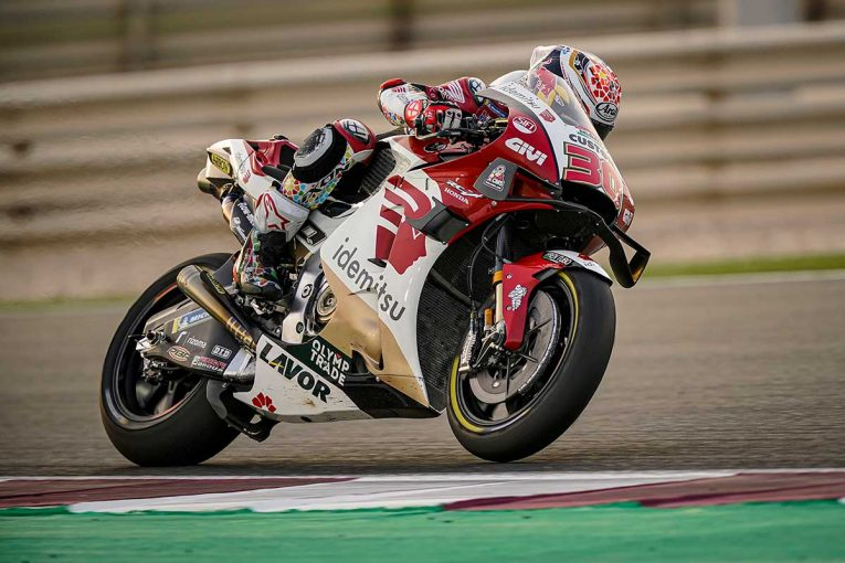 MotoGP | 中上貴晶「いくつか重要なテストを行い、すべて順調でした」/MotoGPカタール公式テスト3日目