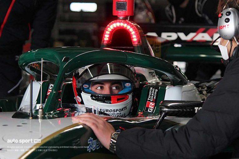 スーパーフォーミュラ | ジュリアーノ・アレジが急きょ参加。スーパーフォーミュラ鈴鹿合同テストのエントリーリストが更新