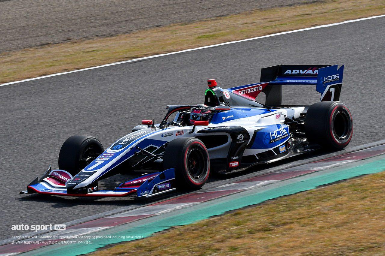 新人、新色、新シーズン。2021年全日本スーパーフォーミュラ選手権 鈴鹿テスト参加全車総覧