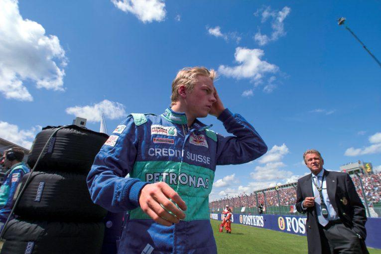 F1 | 危険分子扱いされたライコネンのF1デビュー秘話。初陣で6位入賞の快挙にも「前にまだ5人いる」