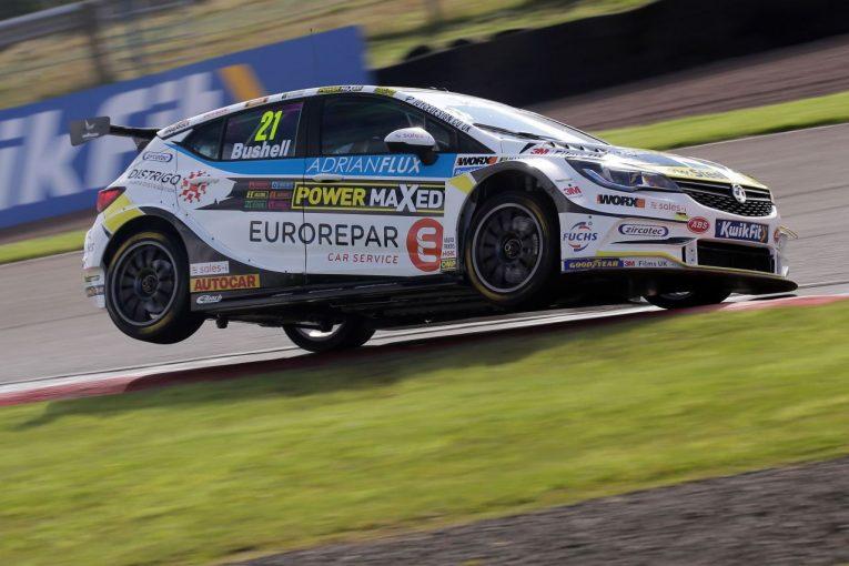 海外レース他   初代TCR UK王者ダン・ロイドが久々のBTCC復帰。PMRのヴォクスホールをドライブへ