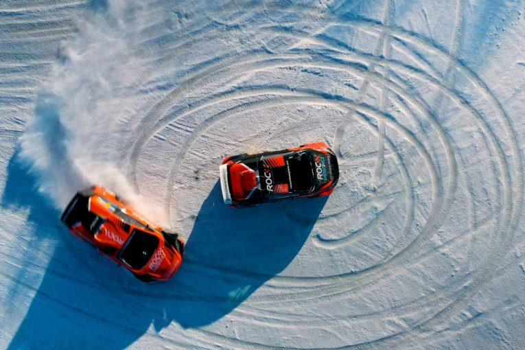 ラリー/WRC | レース・オブ・チャンピオンズ2022年大会でEVラリークロス車両の『RX2e』を採用へ