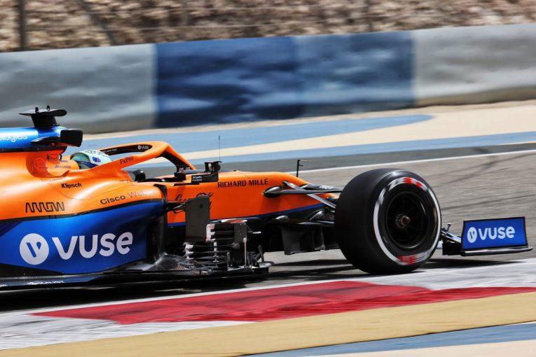 F1   【F1プレシーズンテスト初日午前タイム結果】リカルドがトップタイム。アルファタウリ・ホンダのガスリー2番手