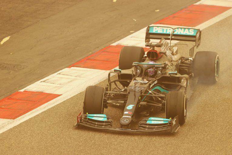 F1 | F1プレシーズンテスト1日目:つまずいた王者メルセデスと順調なレッドブル・ホンダ。シューマッハーは困難な初日に