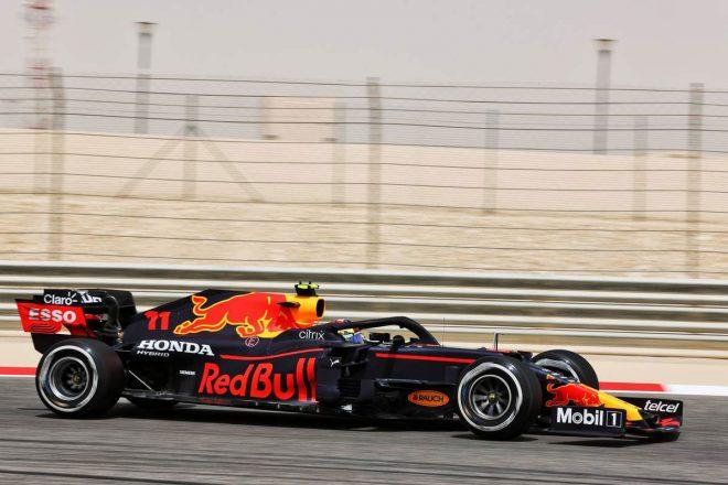 2021年F1プレシーズンテスト2日目 セルジオ・ペレス(レッドブル・ホンダ)