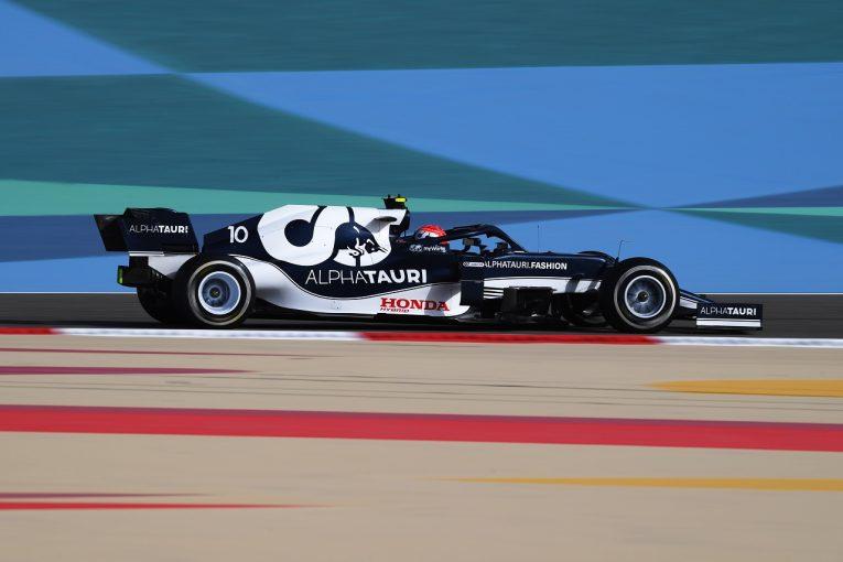 F1 | ホンダ、261周走行し、2番手タイム「ポジティブな日。機能確認とセッティング最適化を進めた」と田辺TD【F1テスト2日目】