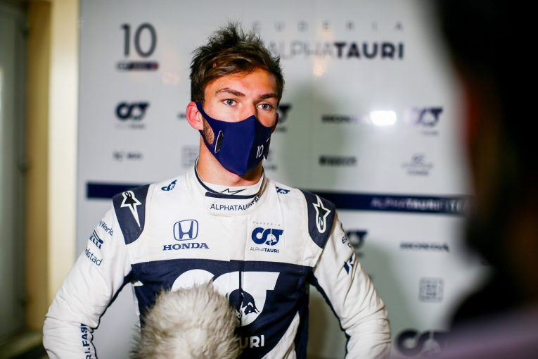 F1 | ガスリー2番手「ホンダPUはうまく機能、信頼性も素晴らしい」アルファタウリ【F1テスト2日目】