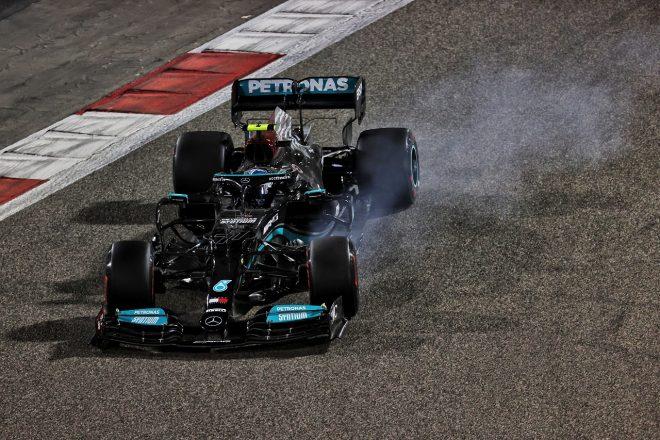 2021年F1プレシーズンテスト2日目 バルテリ・ボッタス(メルセデス)