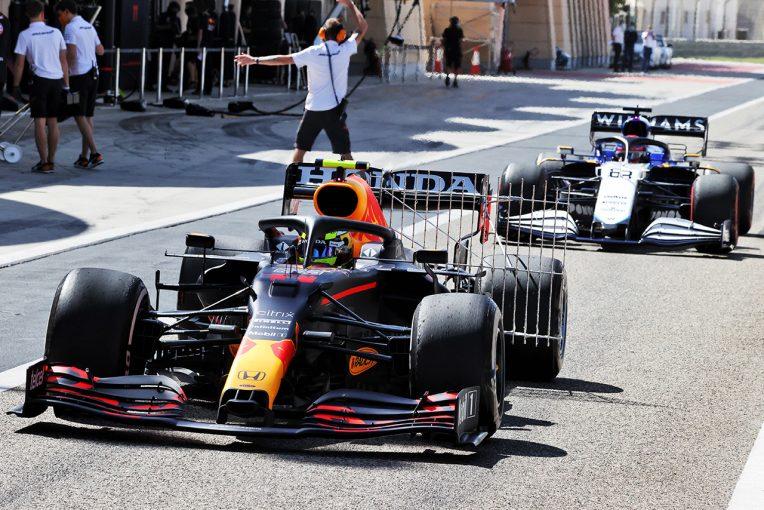 F1 | 【F1プレシーズンテスト3日目午前タイム結果】レッドブル・ホンダのペレスが首位。ルクレール、ノリスが続く
