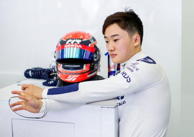 2021年F1プレシーズンテスト3日目 角田裕毅(アルファタウリ・ホンダ)