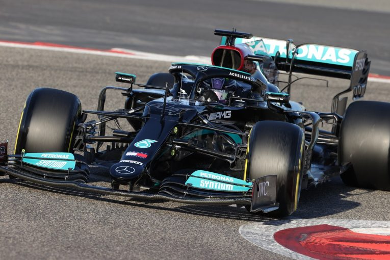 F1 | F1プレシーズンテスト3日目:「レッドブルの方が速いのはデータから明らか」とメルセデス。ベッテルに再びトラブル