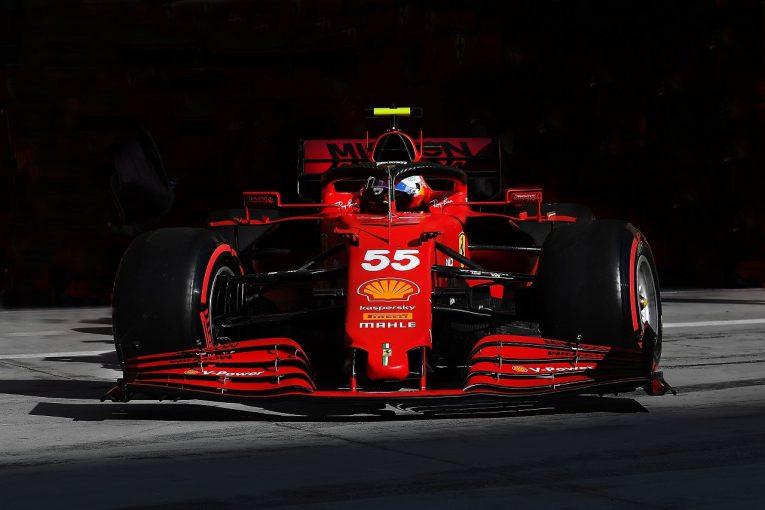 F1 | フェラーリF1代表、SF21の向上を実感「直線スピードはもはや弱点ではない」