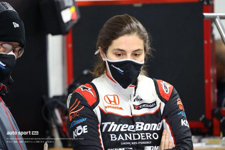 スーパーフォーミュラ   参戦2年目はポイント獲得を狙う。女性ドライバー、タチアナ・カルデロン【2021年SFドライバー紹介】