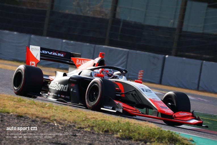 スーパーフォーミュラ | 「F1へ行くための最高の準備ができるステージ」カルデロン、SF参戦2年目のターゲット