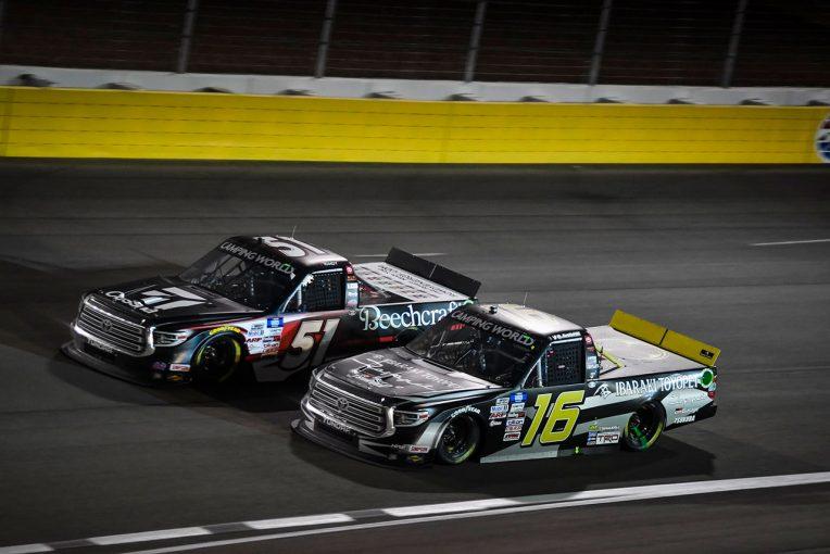 海外レース他 | NASCAR第3戦でHREのヒルが3位フィニッシュ。次戦アトランタでは優勝争いのチャンスも
