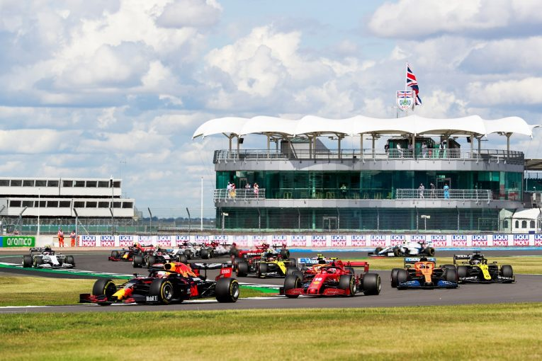 F1   F1スプリントレースがイギリスGPで導入される見通し。ドメニカリCEOが発言