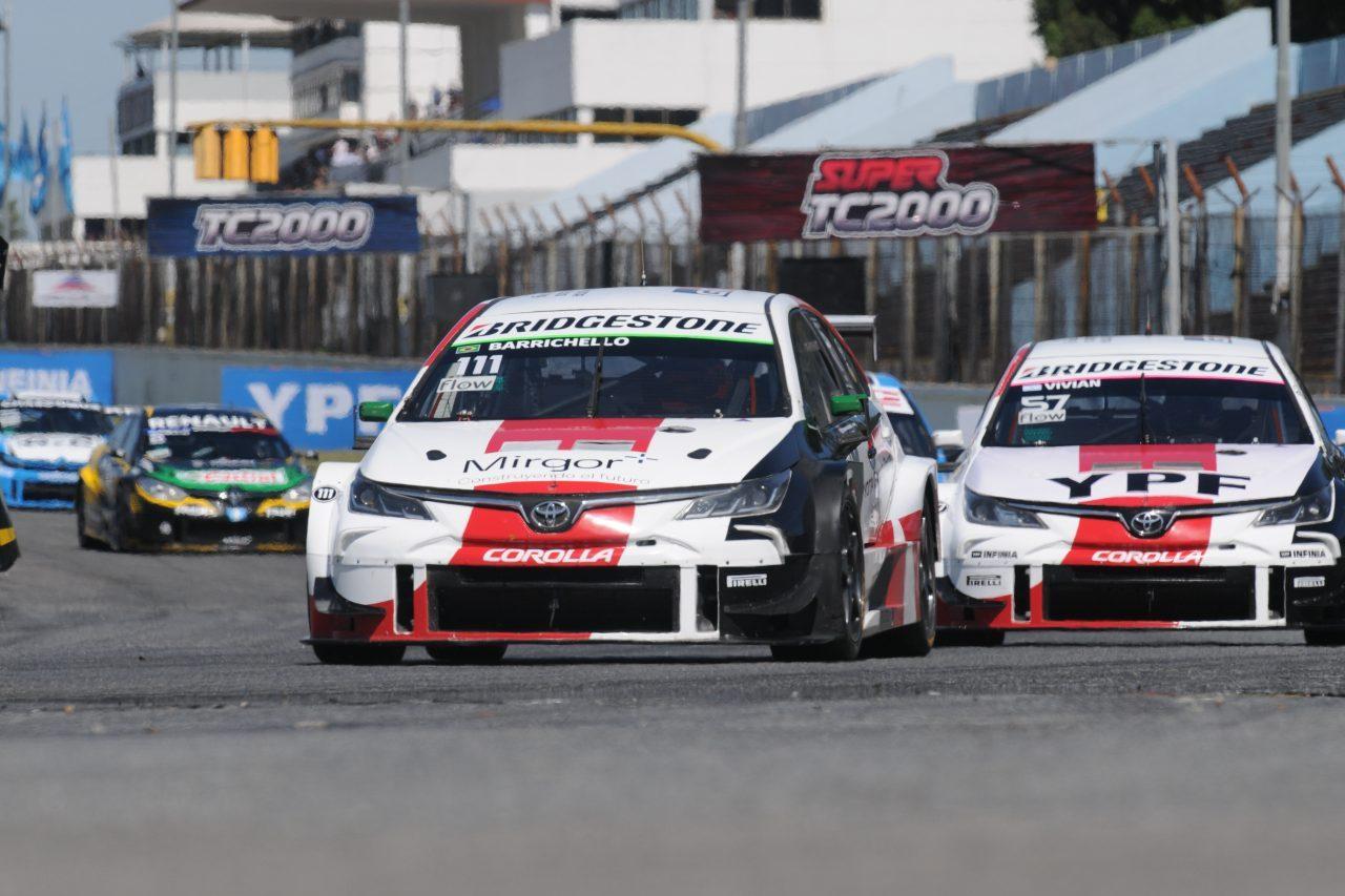 早くも2021年開幕のSTC2000は王者たちの競演。トヨタ、ルノーが勝利を分け合う