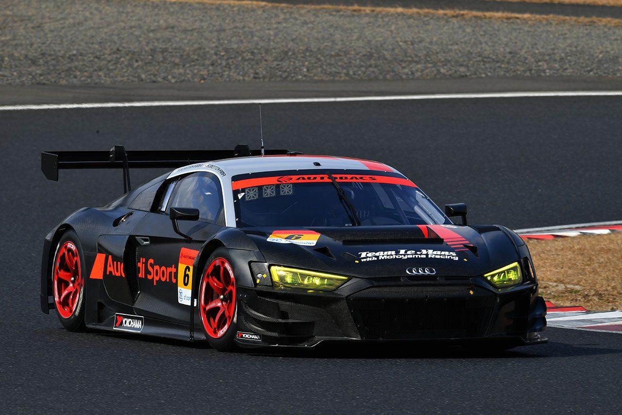 アウディジャパン、2021年のカスタマーレーシング体制を発表。7チーム7台をサポート