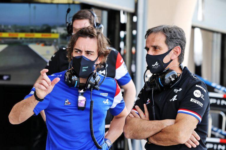 F1 | 「アロンソは手強い人物だからこそ気に入っている」とアルピーヌF1ボス
