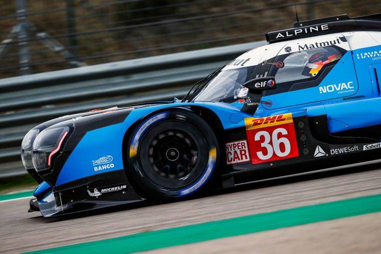 ル・マン/WEC | 「ハイパーカー/LMP1と、LMP2との間にはもっとギャップが必要」とアルピーヌ