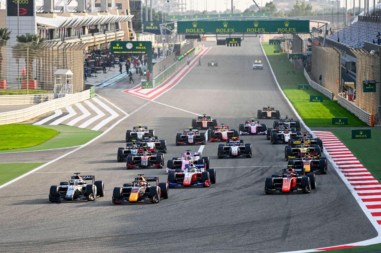 未来のF1ドライバー候補が凌ぎを削るFIA-F2【開幕直前モータースポーツ入門ナビ】