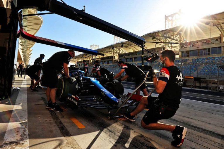 F1 | 怪我の不安を払拭したアロンソと、上々の滑り出しを見せたアルピーヌ/F1開幕直前チーム分析(4)