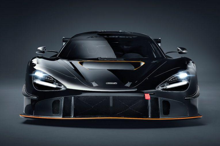 クルマ | GT3を進化させた『マクラーレン720S GT3X』登場。規則に縛られないトラック専用モデル