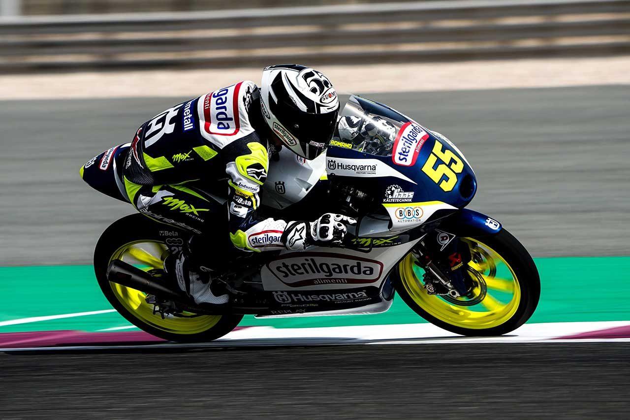 ロマーノ・フェナティ(Sterilgarda Max Racing Team)