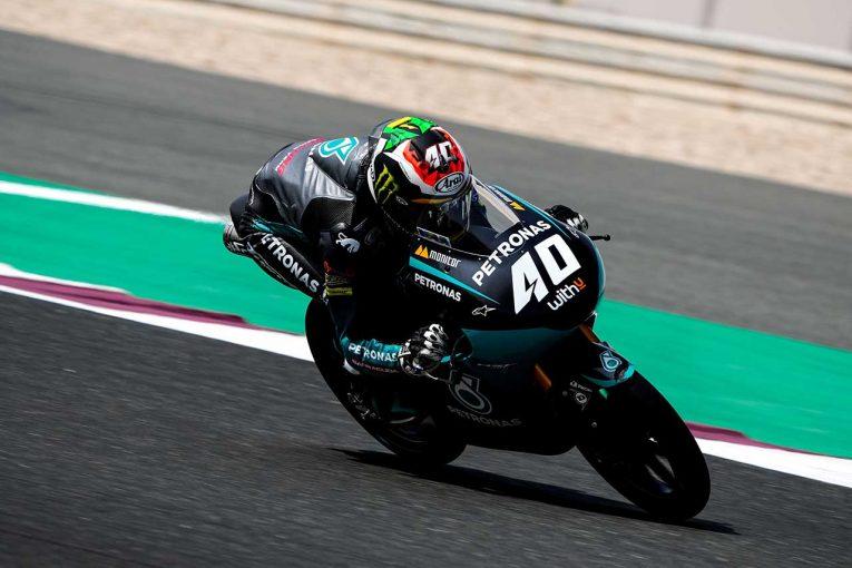 MotoGP | 【タイム結果】Moto3クラス:2021MotoGPカタール公式テスト1日目