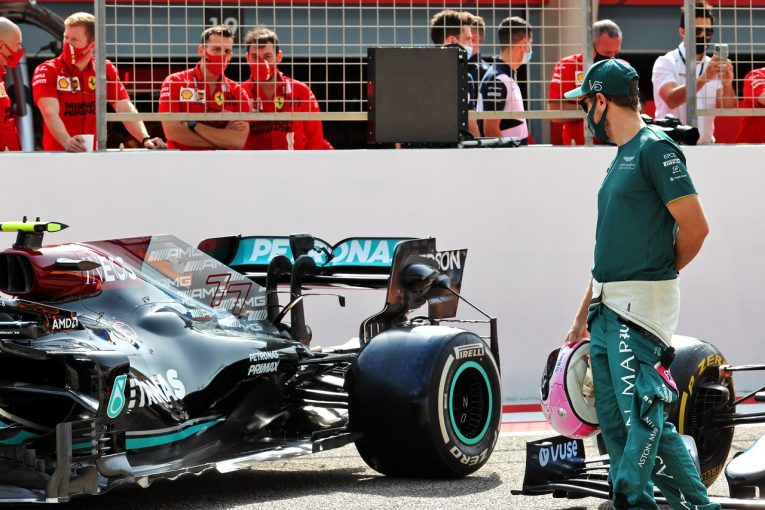 F1   メルセデスF1の復調を確信するライバルたち「開幕戦では強いはず」とベッテル