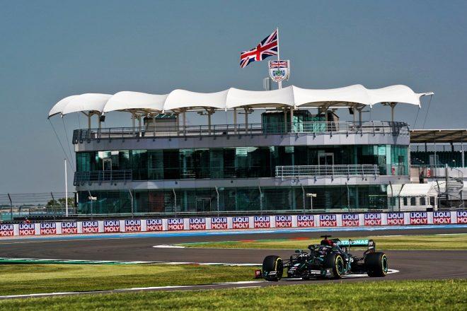 2020年F1イギリスGP ルイス・ハミルトン(メルセデス)