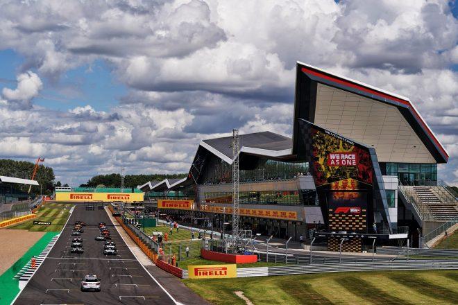 2020年F1イギリスGPスタート