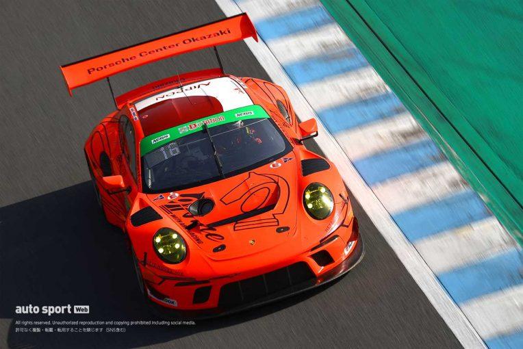 国内レース他 | PC Okazaki 911 GT3Rが僅差の予選を制してPP獲得【S耐第1戦もてぎ/公式予選結果】