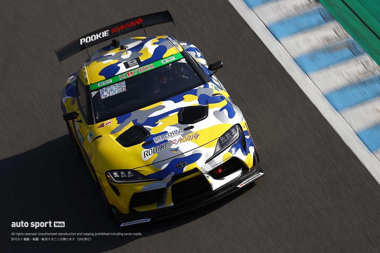ORC ROOKIE Racing GR SUPRA(蒲生尚弥/豊田大輔/山下健太/小倉康宏)