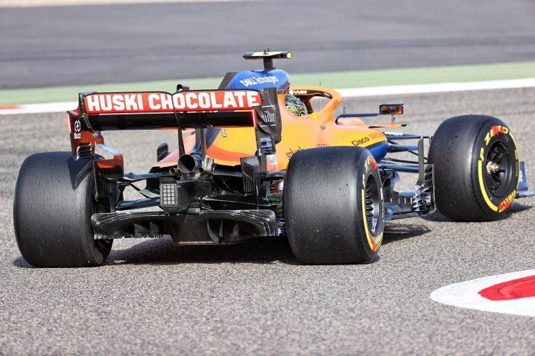F1 | マクラーレンF1代表、注目集まる革新的ディフューザーコンセプトに満足「他チームが追随するかどうか興味深い」