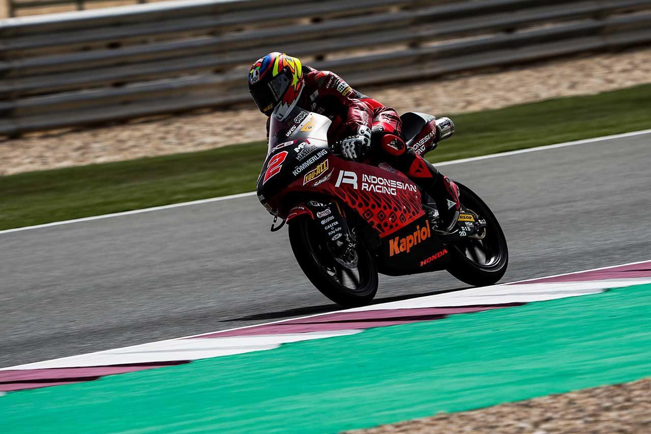 ガブリエル・ロドリゴ(Indonesian Racing Gresini Moto3)