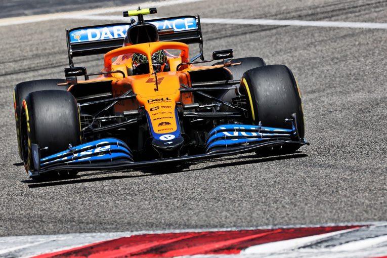 F1 | 「マクラーレンF1とメルセデスのパートナーシップは今のところ順調」とノリス