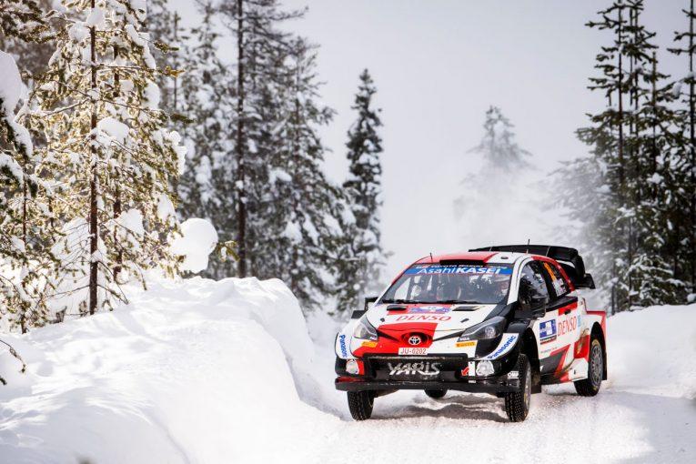 ラリー/WRC | 勝田貴元、WRC開幕戦に続き第2戦でも自己ベストの6位記録も「満足していない」