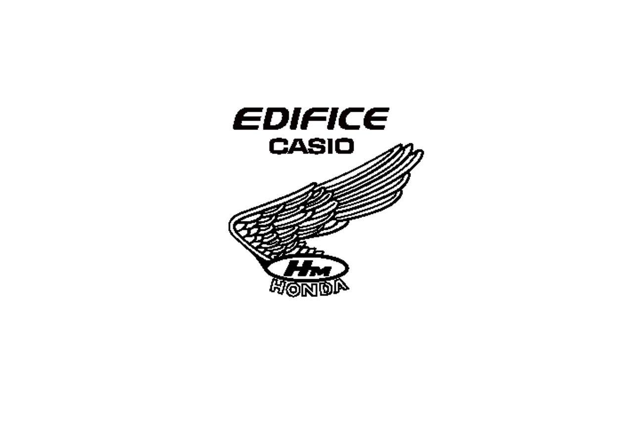 カシオ『EDIFICE』に高橋国光が駆ったRC162モチーフのコラボモデル登場。5月15日発売