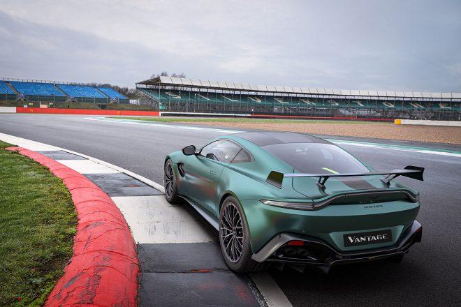 アストンマーティン、ヴァンテージの『F1エディション』生産を発表