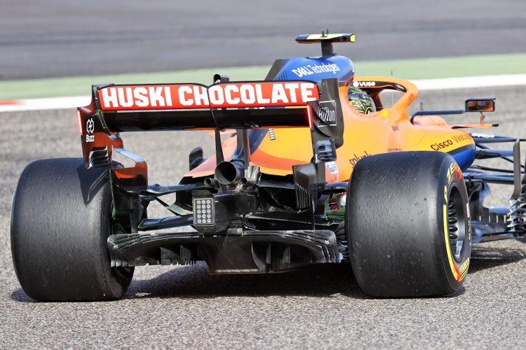 F1 | 【F1技術解説】テストで明るみに出た各マシンの秘密(1)規約の網を巧妙にすり抜けたマクラーレンのディフューザー