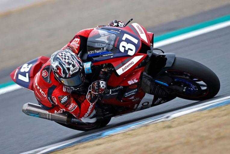 MotoGP | JSB1000は中須賀克行が、ただひとり1分48秒台。ST1000は渡辺一馬が圧倒/全日本ロードもてぎ公開テスト2日目
