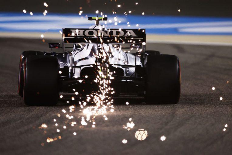 F1   【動画】F1第1戦バーレーンGPフリー走行ハイライト