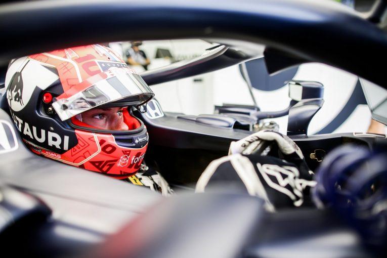 F1 | ガスリー「マシンは強力。まずは予選トップ10を目指す」アルファタウリ・ホンダ【F1第1戦金曜】