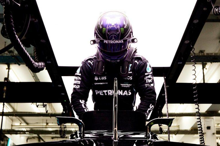 F1   ハミルトン「テストの時より改善したが、予想どおりレッドブルにはおよばない」メルセデス【F1第1戦金曜】