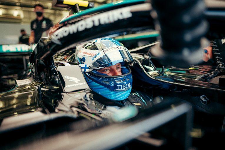 F1 | ボッタス「時々ほとんどドライブ不可能と感じる。やるべきことが山積」メルセデス【F1第1戦金曜】