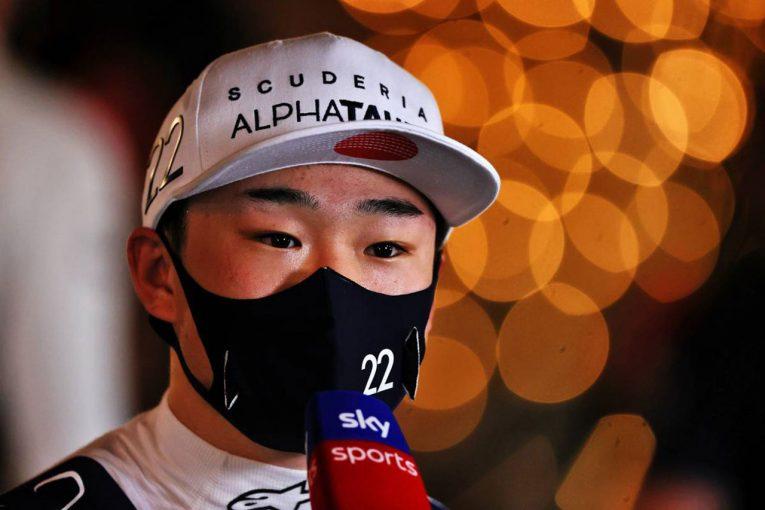 F1 | 【角田裕毅F1バーレーンGP密着】Q1で世界中の注目を集めるも無念のQ2敗退「何が起こったのか正直わからない」